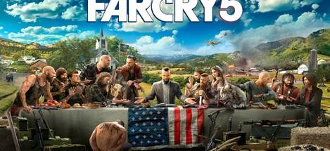 Far Cry 5 + (Гарантия 3 года) + Подарок