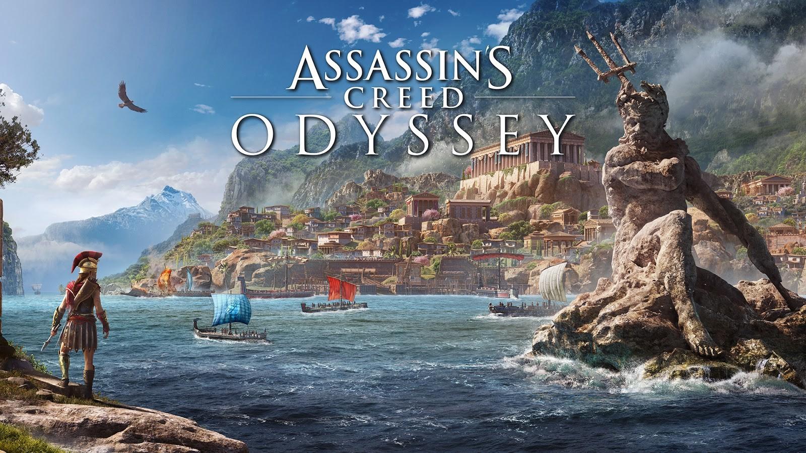 Купить Assassin′s Creed: Odyssey (Пожизненная гарантия)