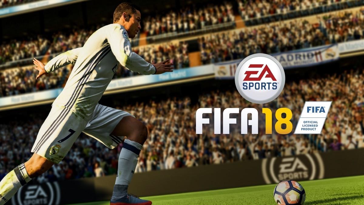 Купить FIFA 18 + Смена данных