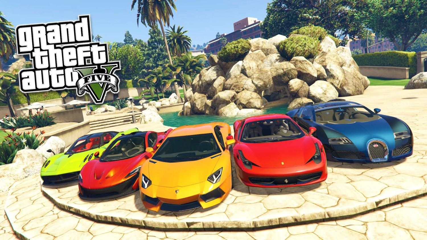 GTA 5 Social Club (100-200 LVL + 10.000.000$+ CASH)