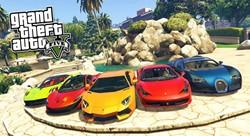 GTA 5 Social Club + (100-200 LVL) + (1.000.000$+ CASH)