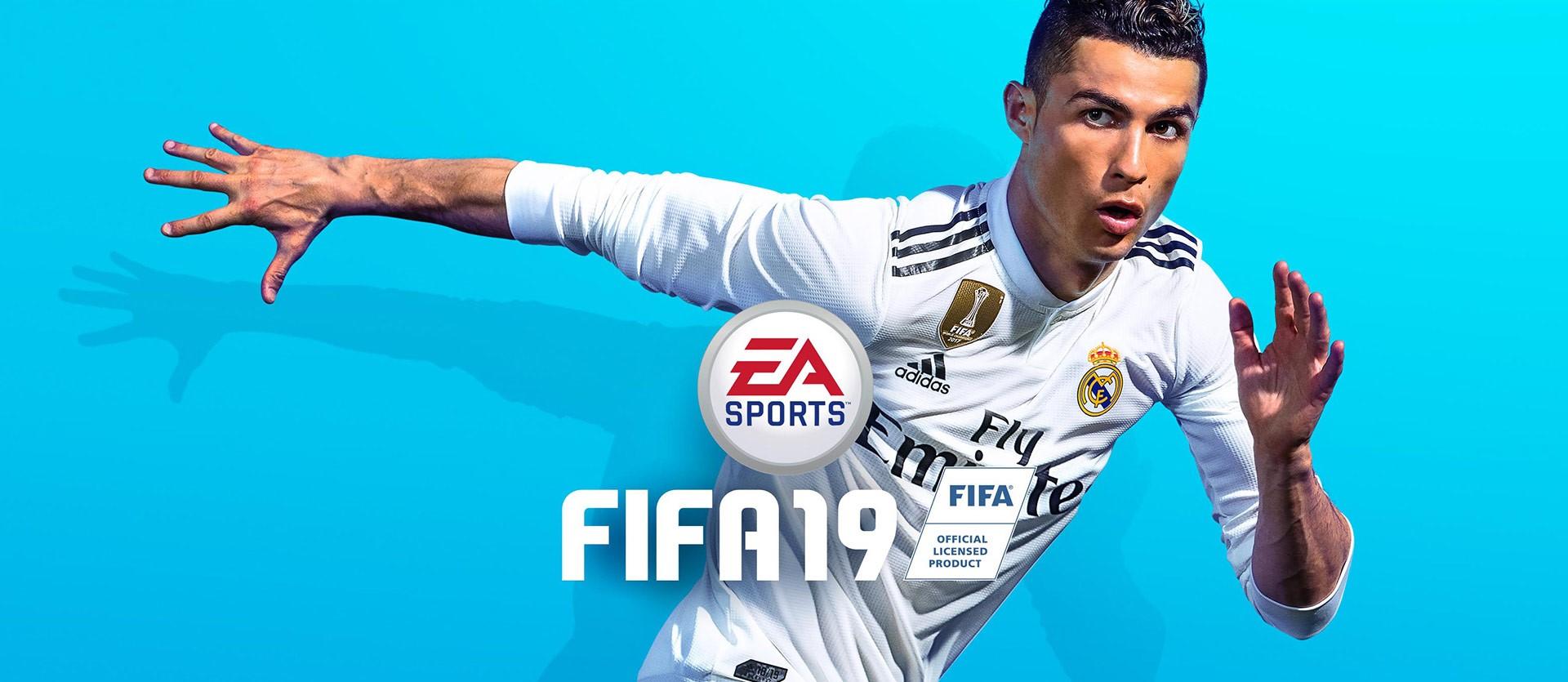 Купить FIFA 19 (Пожизненная гарантия) + Подарок