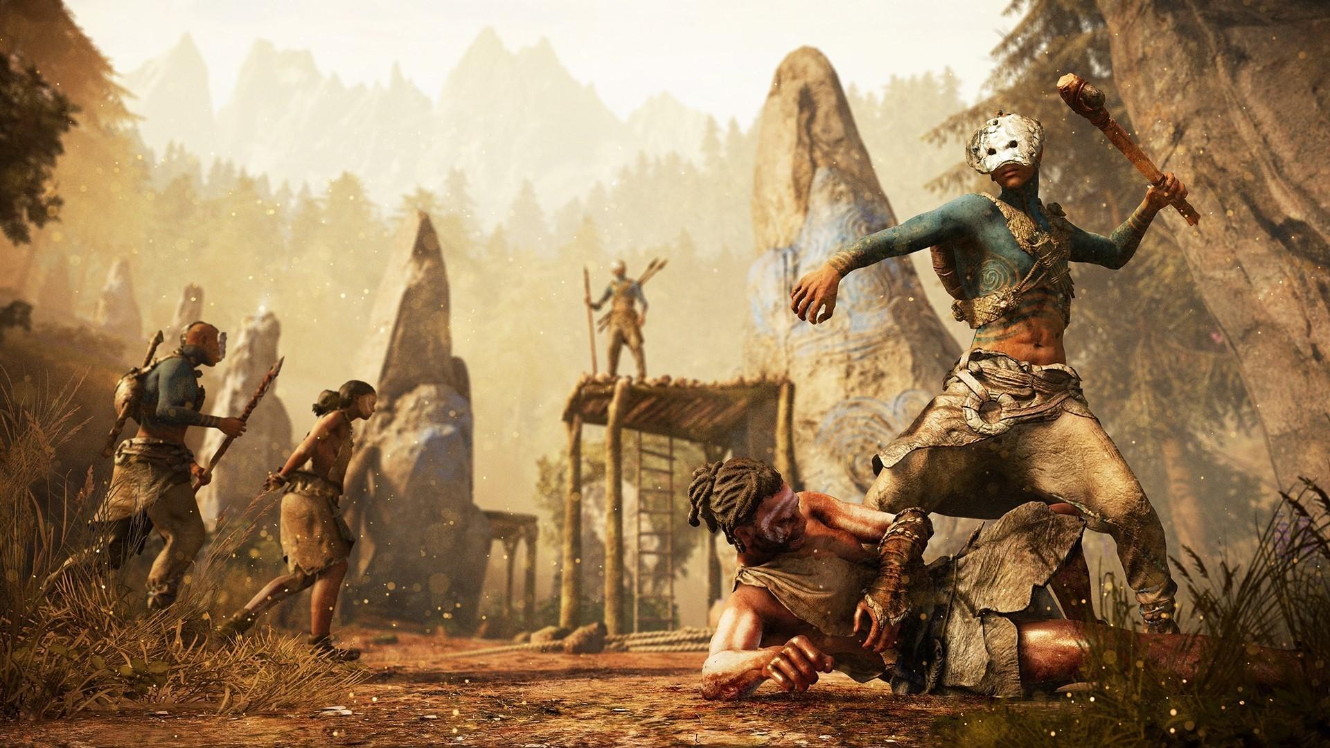 Far Cry Primal + ПОЧТА