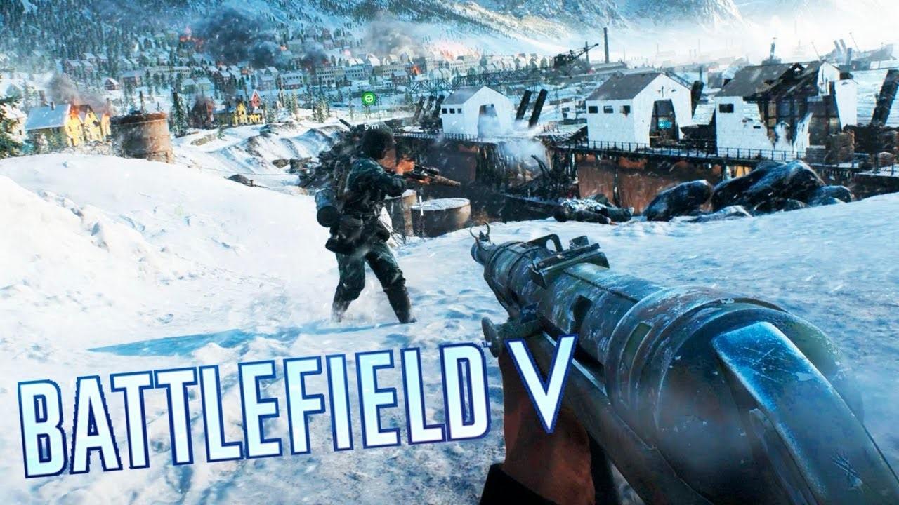 Купить Battlefield V + Смена данных