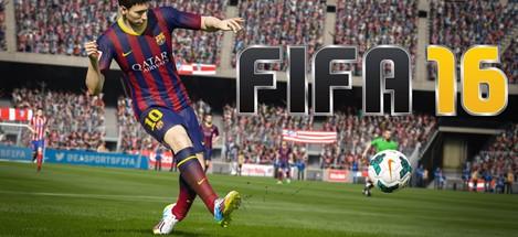 FIFA 16 (Пожизненная гарантия) + Подарок