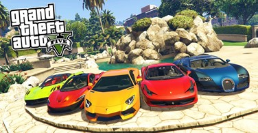 Купить аккаунт Grand Theft Auto V (GTA 5) PC Social Club + Гарантия на SteamNinja.ru