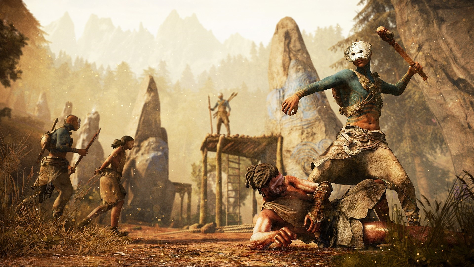 Far Cry Primal [Uplay] + Подарок