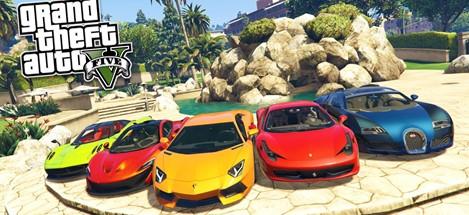 GTA 5 Social Club + 30-100 LVL + RANDOM CASH