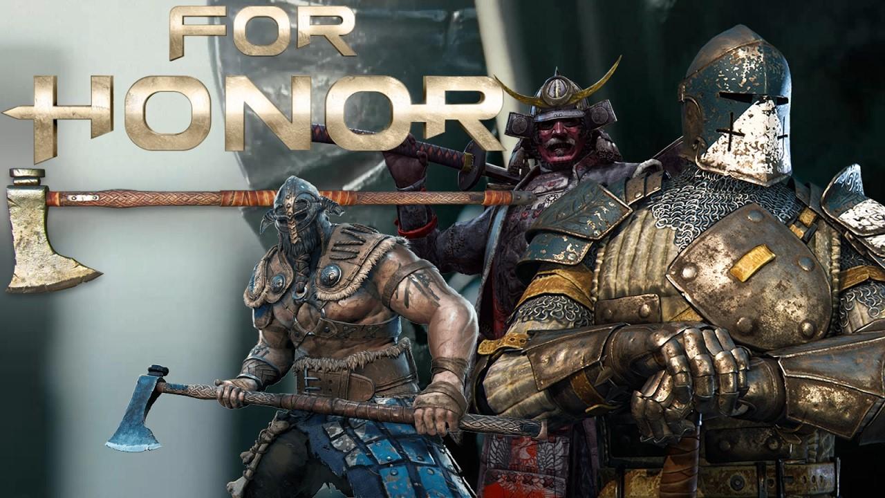For Honor [Uplay] (Пожизненная гарантия) + Подарок
