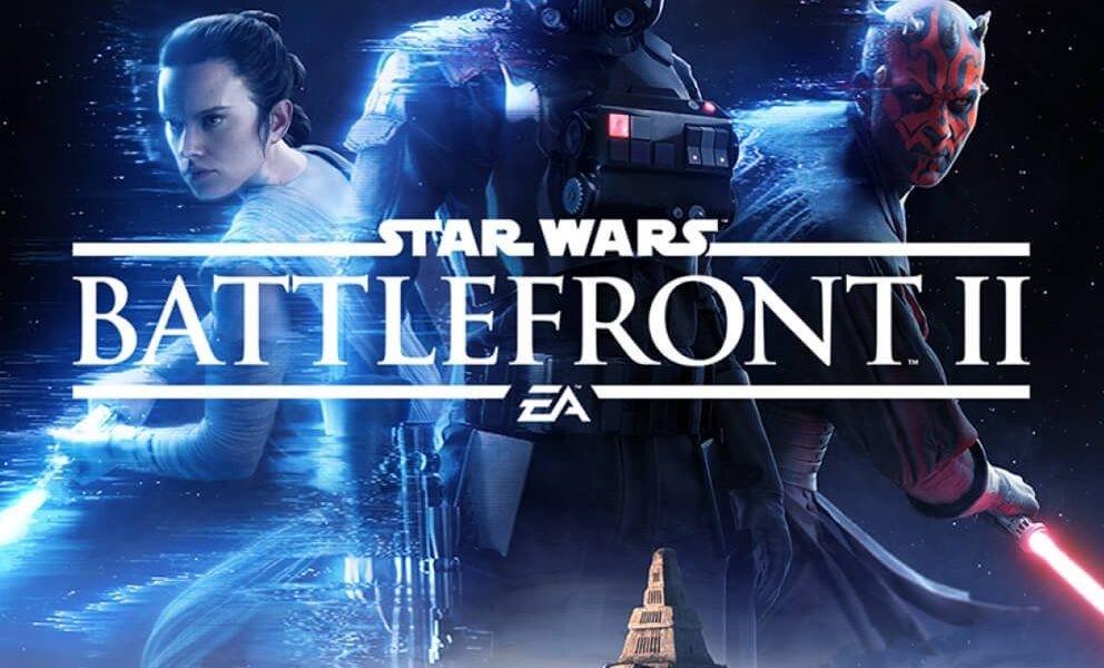 STAR WARS Battlefront II + Подарок