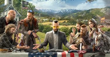 Купить аккаунт Far Cry 5 [ПОЖИЗНЕННАЯ ГАРАНТИЯ] на SteamNinja.ru