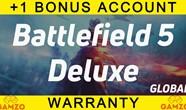 Купить аккаунт Battlefield V Deluxe | Гарантия 5 лет | + Подарок BF1 на Origin-Sell.com