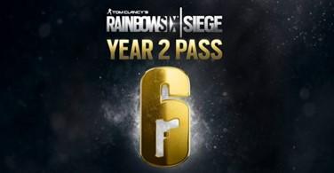 Купить аккаунт Tom Clancy's Rainbow Six Siege 2 YEAR PASS на SteamNinja.ru