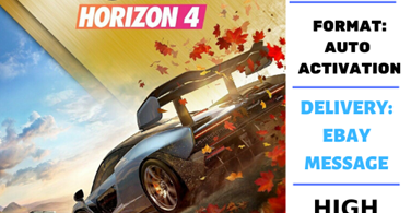 Купить offline FORZA HORIZON 4 Ultimate Edition | АВТОАКТИВАЦИЯ на Origin-Sell.com