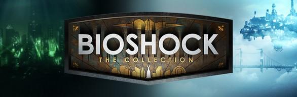 BioShock: The Collection (1 + 2 + Infinite + DLC) STEAM