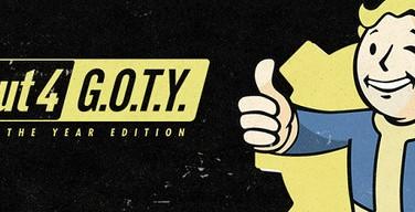 Купить лицензионный ключ Fallout 4: Game of the Year Edition (GOTY) STEAM KEY на SteamNinja.ru