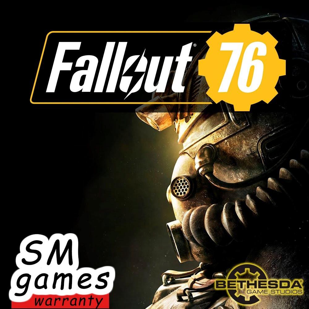 Купить Fallout 76 | Standard | Cashback | Гарантия