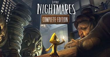 Купить лицензионный ключ Little Nightmares Complete Edition (STEAM KEY / RU/CIS) на SteamNinja.ru