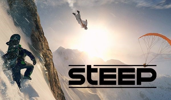 Steep (UPLAY) + Почта