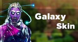 Fortnite аккаунт с Galaxy скином