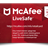 McAfee LiveSafe 1 User 1 Year Unlimited Device RU/EN