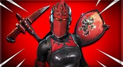 Fortnite аккаунт с Red Knight скином (Красный Рыцарь)