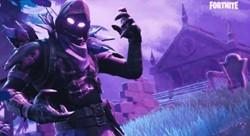 Fortnite аккаунт с Raven скином (Ворон)