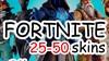 Купить аккаунт FORTNITE |25-50 PVP СКИНОВ |CASHBACK| ГАРАНТИЯ на Origin-Sell.comm