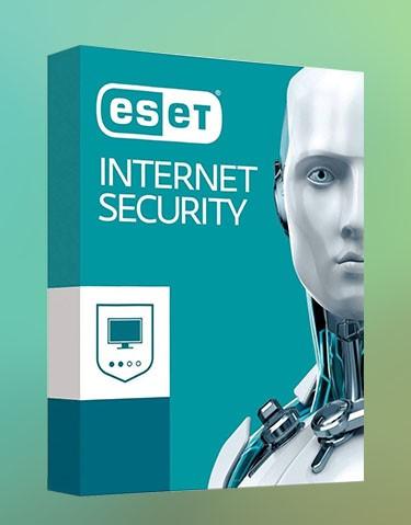 Купить ESET NOD 32 Internet Security 12 2019 3ПК (2 года 8мес)