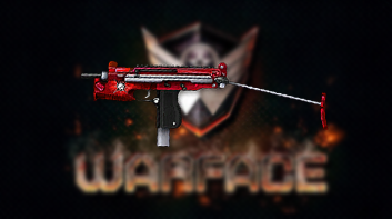 Пин-код Warface: PM-84 Glauberyt Custom Атлас (1 день)