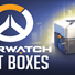 Overwatch 2X Loot Boxes ( Battle.net / GLOBAL )