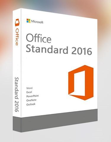Купить Office Standard 2016 (x32-x64)