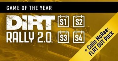 Купить лицензионный ключ DiRT Rally 2.0 + 3 DLCs (Steam Key Region Free)+Подарок на SteamNinja.ru