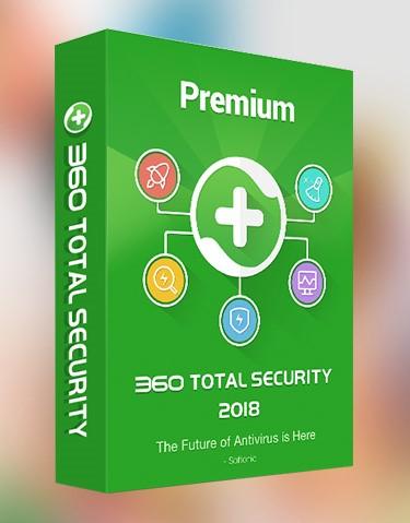 Купить Total 360 Security Premium 1 год 5 PC Global