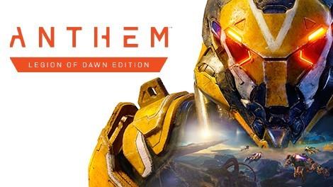 Купить Anthem: Legion of Dawn Edition  + гарантия + подарок