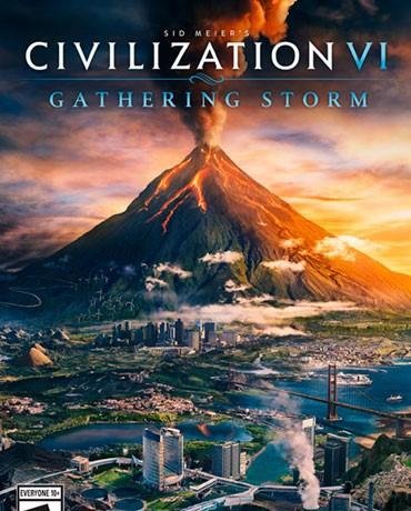 Купить лицензионный ключ Civilization VI: Gathering Storm Оригинальный Ключ DLC на Origin-Sell.com