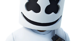 Fortnite аккаунт с Marshmello + гарантия