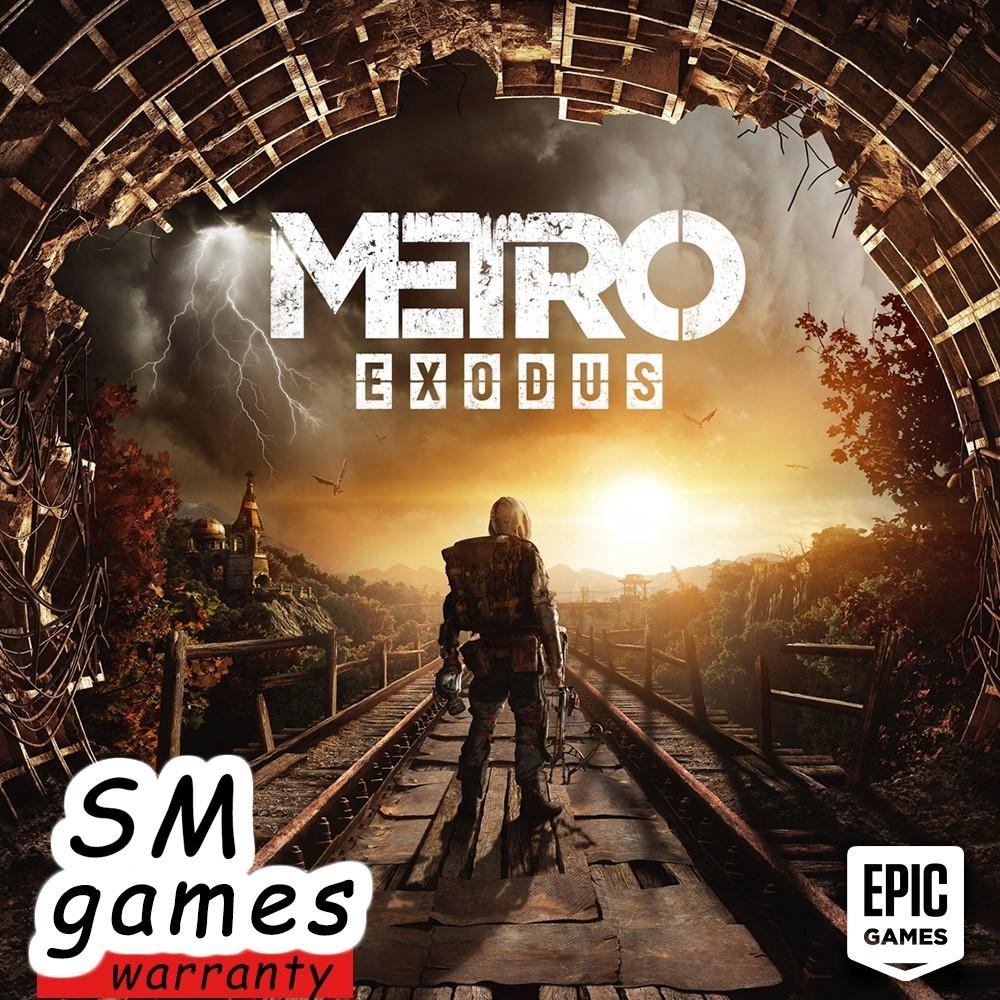 Metro Exodus   Cashback   Гарантия   Epic Games
