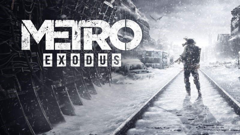 Metro Exodus (Метро Исход) + русский язык + гарантия