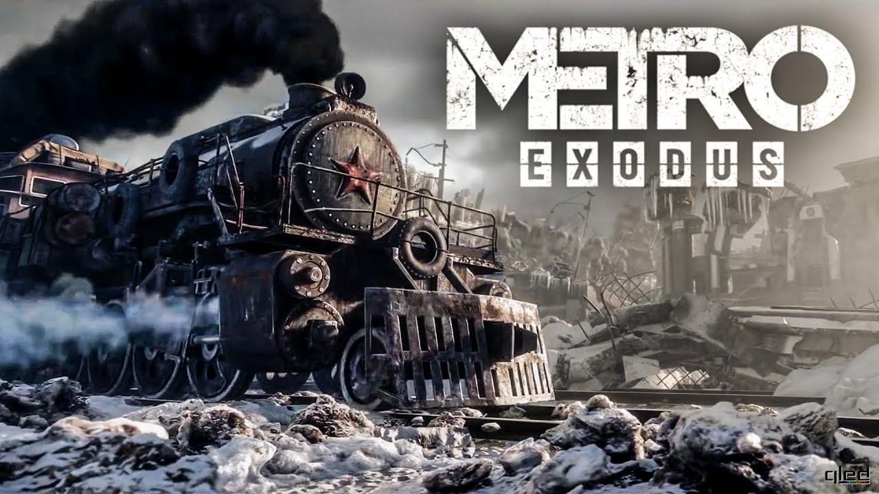 METRO EXODUS (EPIC LAUNCHER) + ГАРАНТИЯ
