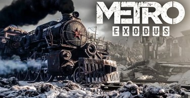 METRO EXODUS + ГАРАНТИЯ