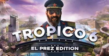 Купить лицензионный ключ Tropico 6 El Prez - Официальный Ключ Steam Распродажа на Origin-Sell.com