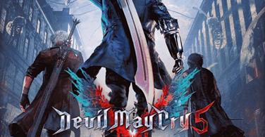 Купить лицензионный ключ Devil May Cry 5 Официальный Ключ Распродажа на SteamNinja.ru