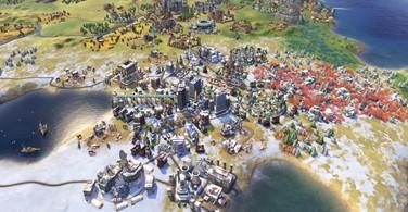 Купить лицензионный ключ Civilization VI Rise and Fall STEAM-ключ+ПОДАРОК RU+СНГ на SteamNinja.ru
