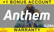 Купить аккаунт Anthem [Гарантия 5 лет] + Подарок Battlefield 1 на Origin-Sell.com