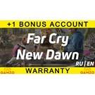 Far Cry New Dawn [Гарантия 5 лет] + Подарок