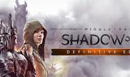 Купить лицензионный ключ Middle-earth: Shadow of War Definitive Edition + Бонус на SteamNinja.ru