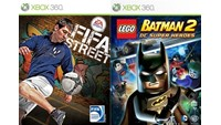EA SPORTS FIFA Street , LEGO Batman 2 для Xbox 360