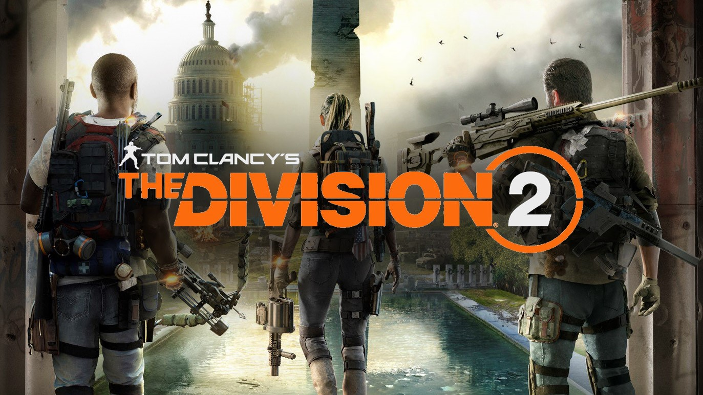 Tom Clancy's The Division 2 (EPIC LAUNCHER) + ГАРАНТИЯ