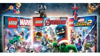 01. LEGO Коллекция Marvel (3 Games) XBOX ONE